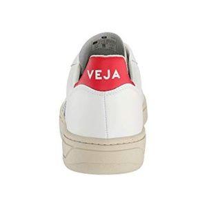 V10 Leather Sneaker- Extra White Nautico Pekin